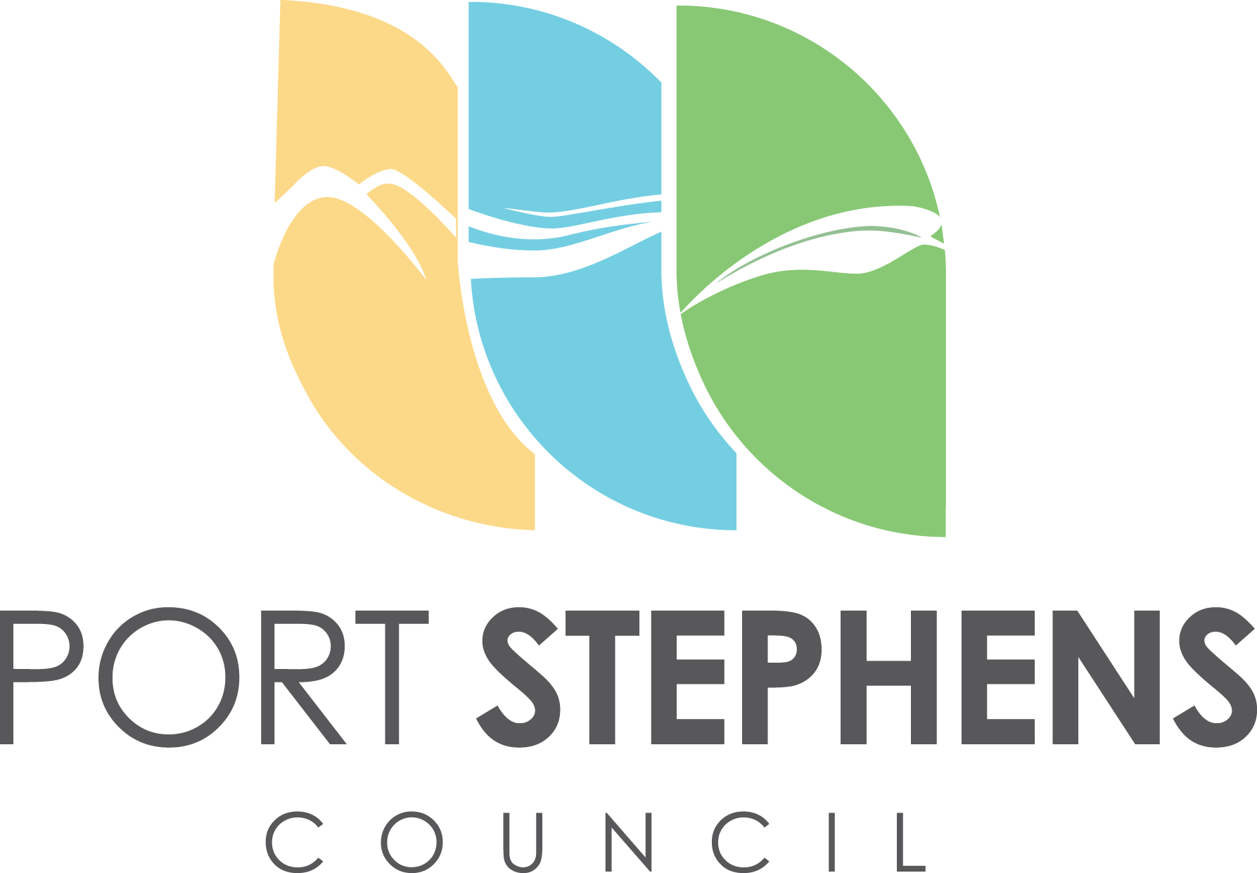 Port Stephens Council Logo