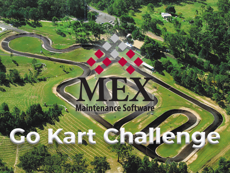 MEX takes on the Big Kart Track