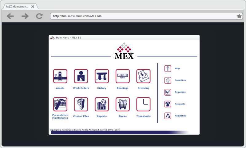 Download MEX